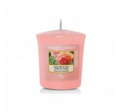 VOTIVE ROSE SUCCULENTE / SUN-DRENCHED APRICOT ROSE