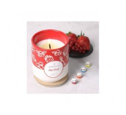 BOUGIE LUCKY CHARM - RED FRUITS