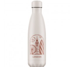 Bouteille isotherme City Trip Londres 500ml
