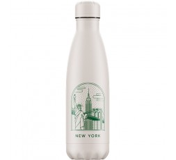 Bouteille isotherme City Trip New York 500ml