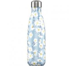 Bouteille isotherme Florale Marguerite / Floral Daisy 500ml