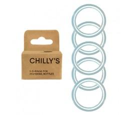 Joints toriques de rechange Chilly's 260/500ml