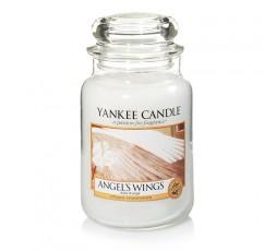 GRANDE JARRE AILES D'ANGE / ANGEL'S WINGS