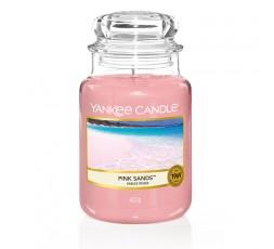GRANDE JARRE SABLES ROSES / PINK SANDS