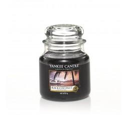 MOYENNE JARRE NOIX DE COCO NOIRE / BLACK COCONUT