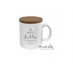 Mug - BELLE FILLE IDÉALE