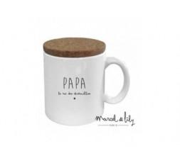 Mug - PAPA LE ROI DES CHATOUILLES