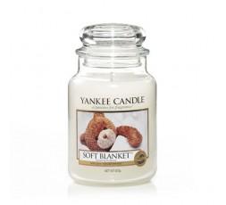 GRANDE JARRE COUVERTURE DOUCE / SOFT BLANKET