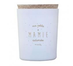 Bougie - MAMIE ADOREE - FLEUR DE COTON