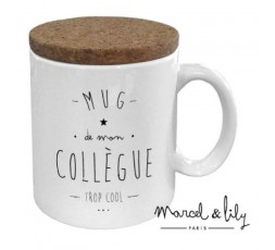 Mug - COLLÈGUE TROP COOL