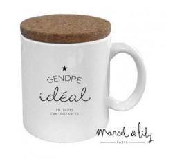 Mug - GENDRE IDÉAL