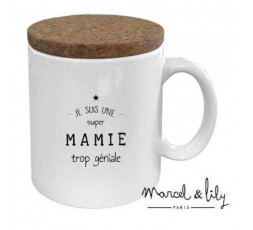 Mug - MAMIE TROP GÉNIALE