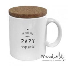 Mug - PAPY TROP GÉNIAL