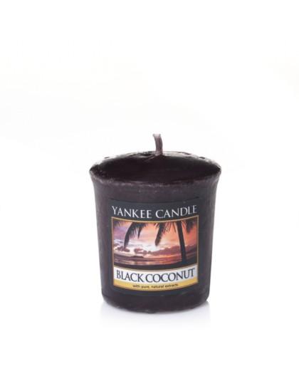 VOTIVE NOIX DE COCO NOIRE / BLACK COCONUT