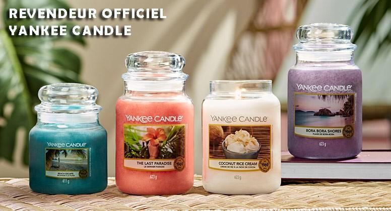 Yankee Candle bougies parfumées